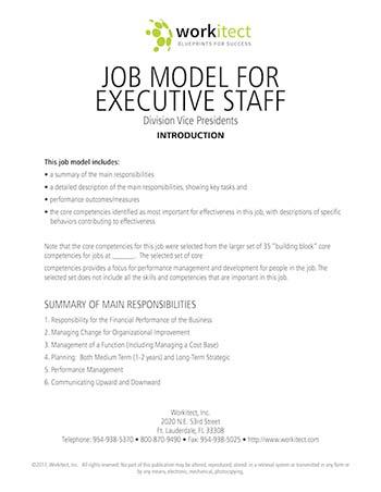 Executives Model