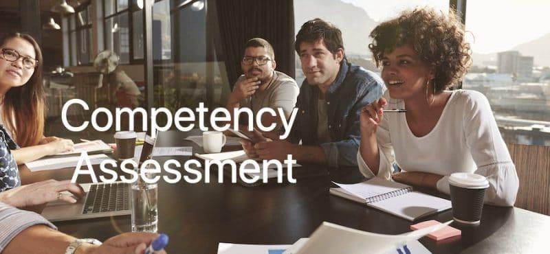 Assess competencies
