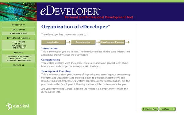 eDeveloper™ Online Development
