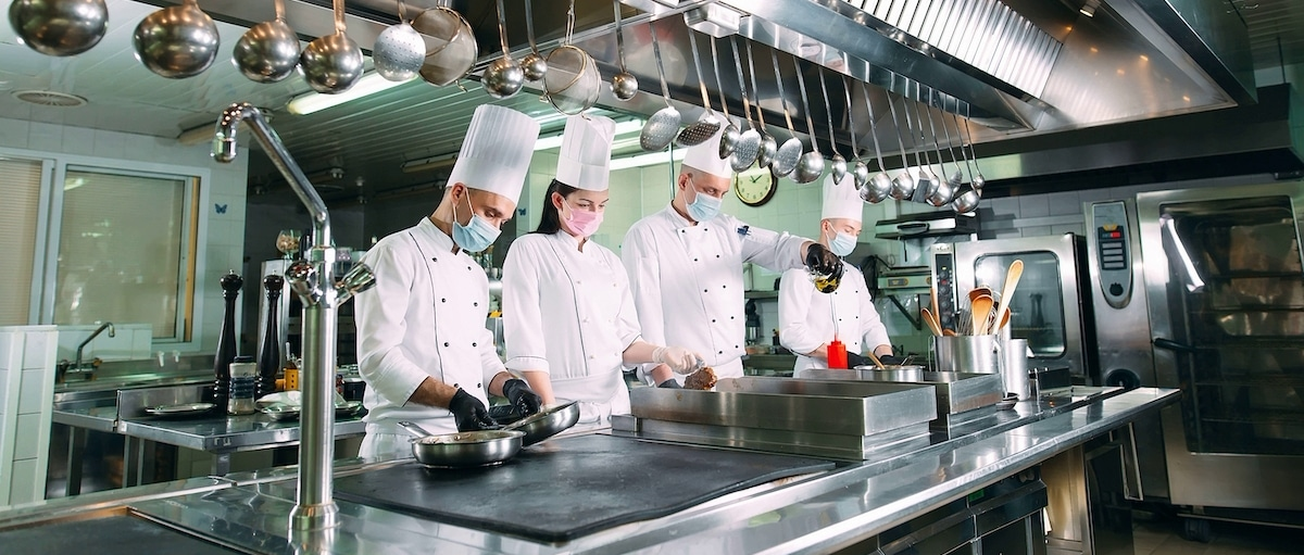 Chefs preparing a competency dictionary